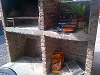 Out door braai
